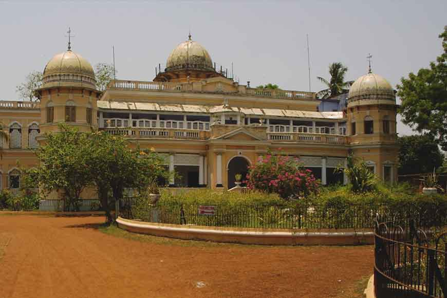 Live life king-size at Jhargram Palace of Bengal!