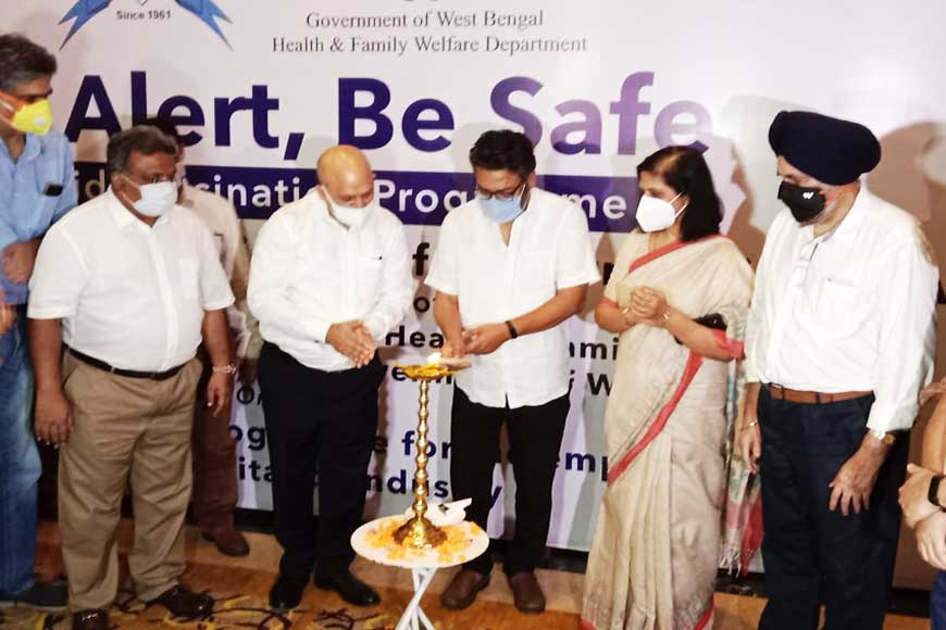 State tourism department begins India's first vaccination drive for industry professionals