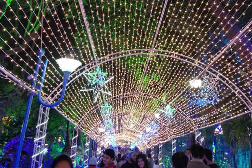 Spirit of yuletide at Kolkata Christmas Carnival