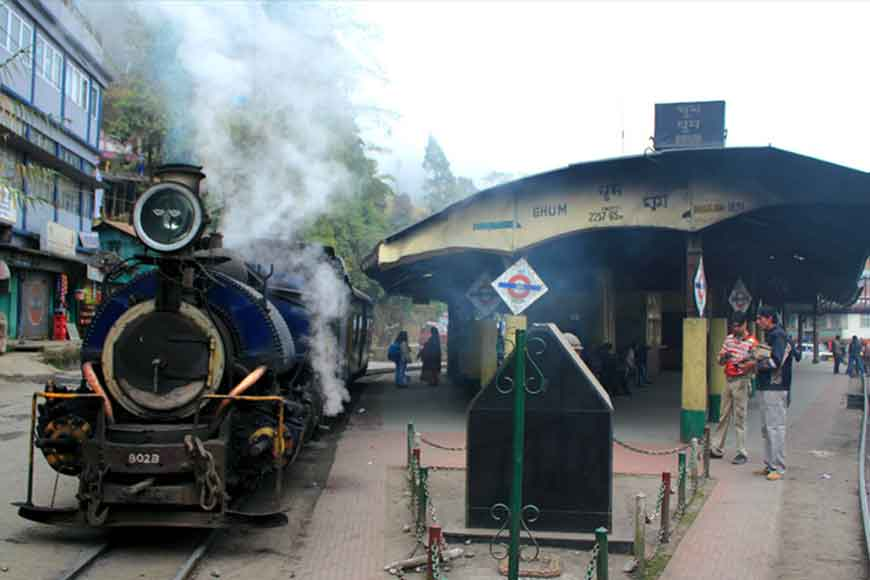 Darjeeling's toy-train might lose heritage tag