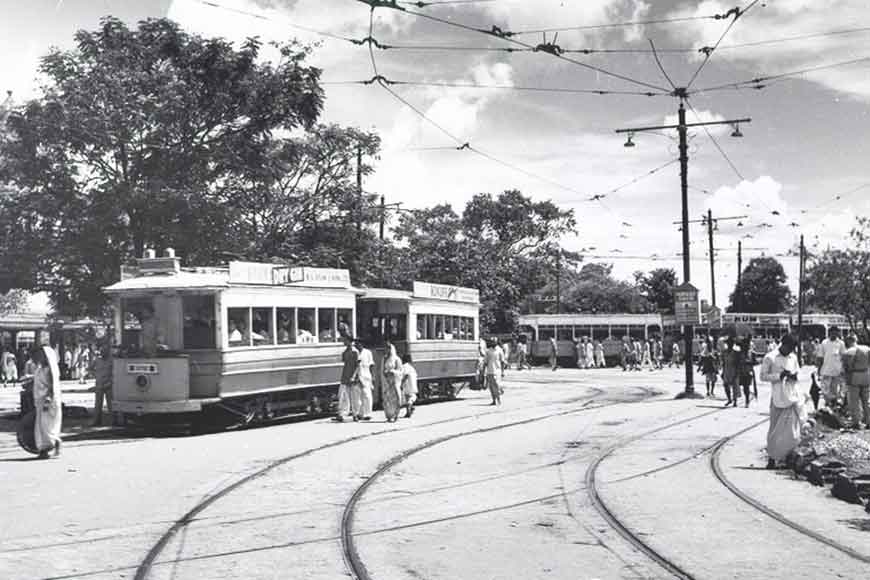 Kolkata was the first city in Asia to get the electric tram!