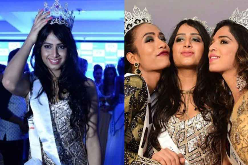 Kolkata's trans woman becomes first Miss Transqueen India