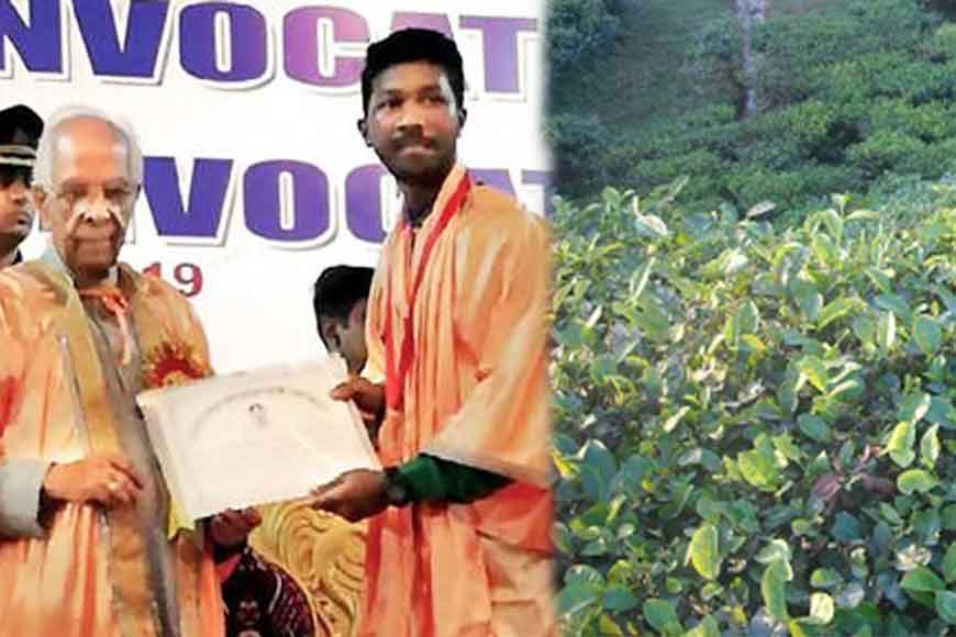 Paralysed tea estate worker's son from Bengal tops English MA exam