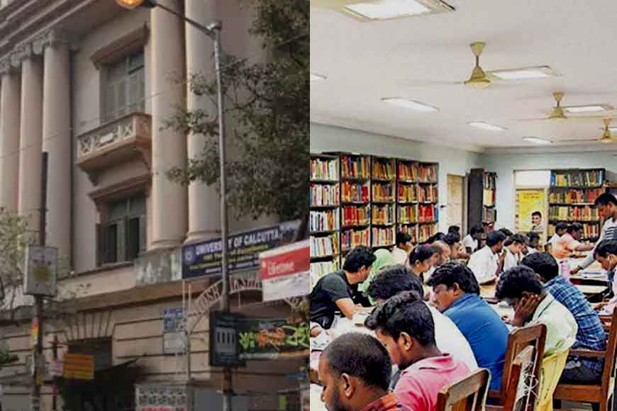 Calcutta University throws open its century-old library to public