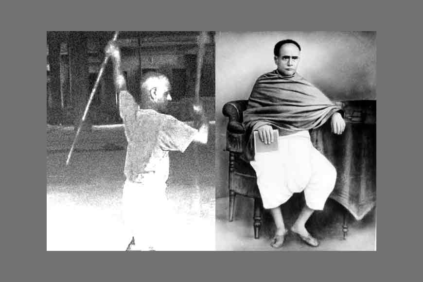 Lathiyal of Birshingha who protected Vidyasagar from Brahmin goons