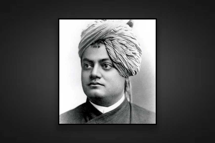Today was the day when Swami Vivekananda left this world in meditation