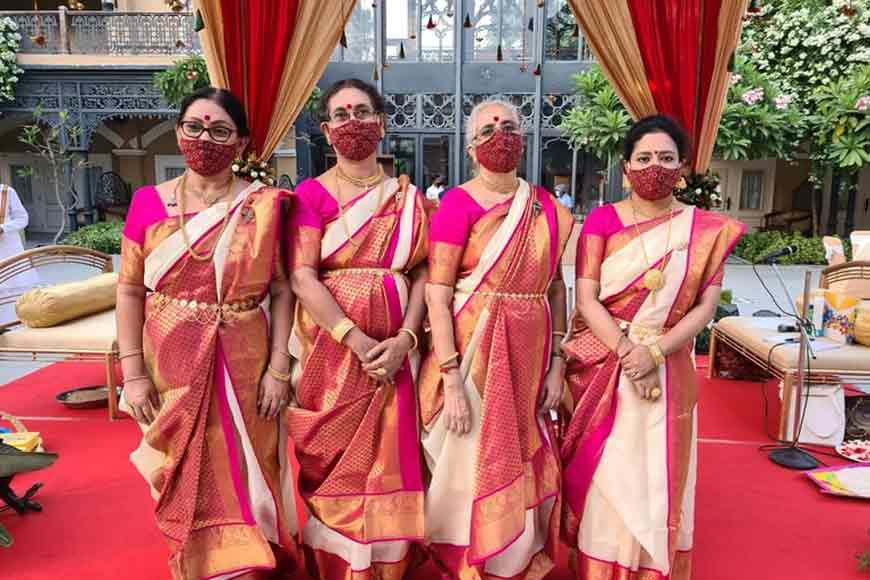 For the first time in the history of Durga Puja, women priestesses will conduct pujo
