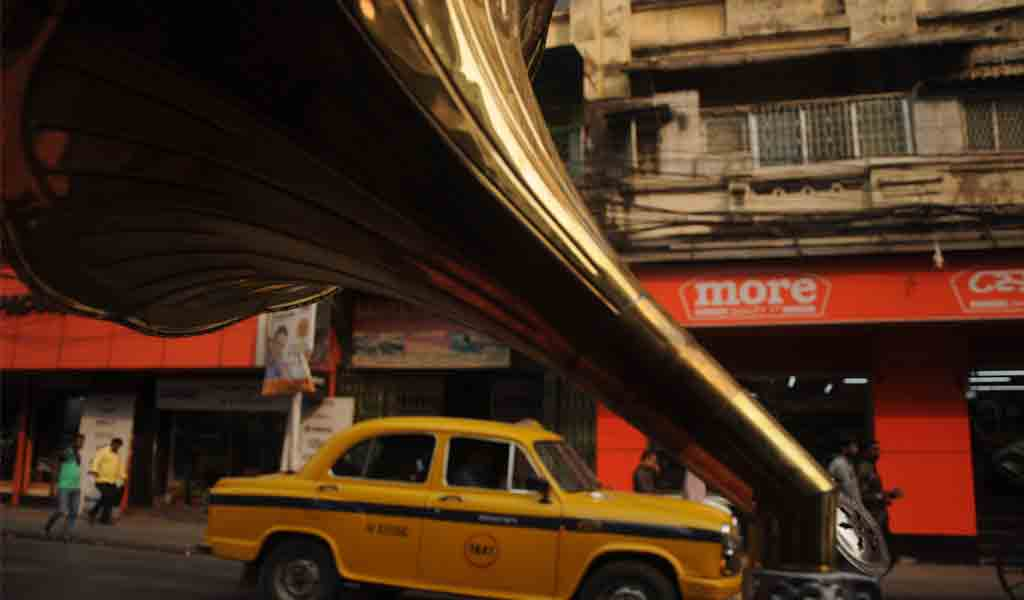 Vanishing Yellow Taxis of Kolkata