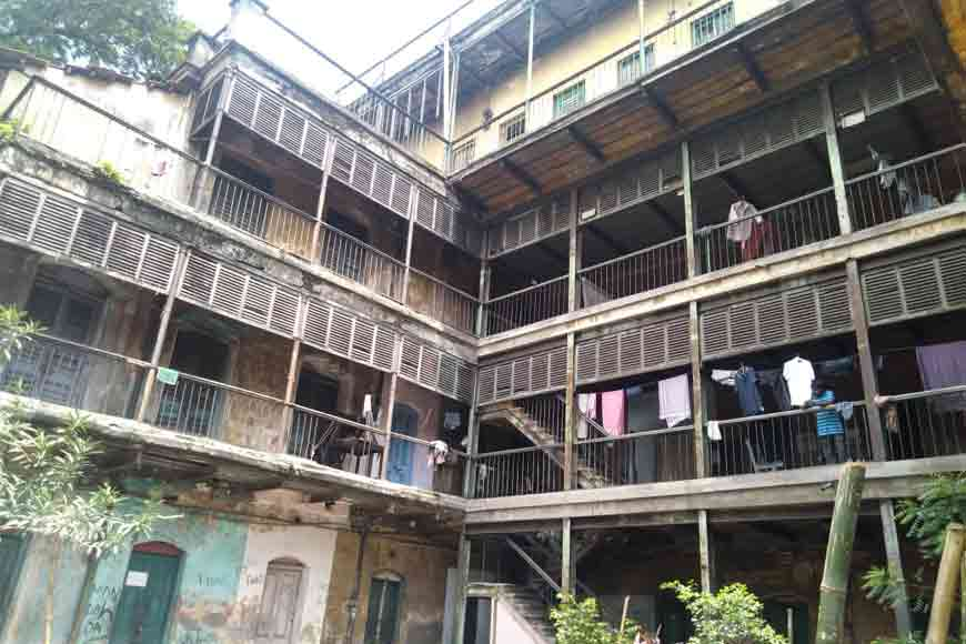 Landsharks trying to grab YMCA Heritage Hostel of Kolkata?